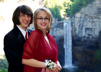 Prom Session at Taughannock Falls